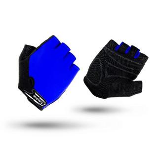 """GripGrab trumpos dviratininko pirštinėlės """"X-Trainer Jr."""", Blue"""