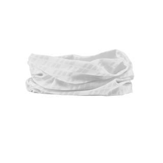 GripGrab daugiafunkcinė skarelė - šalikas, White