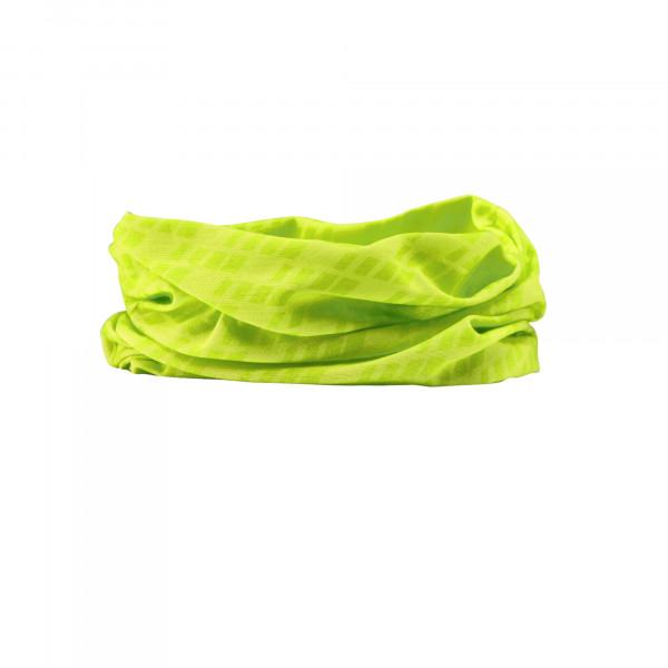 GripGrab daugiafunkcinė skarelė - šalikas, Yellow Hi-Vis