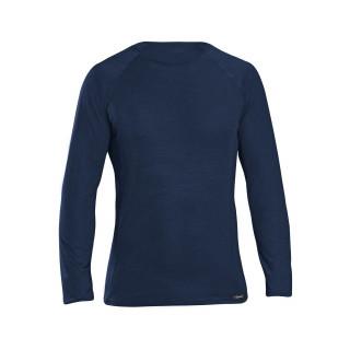 GripGrab Merino Polyfibre Long SleeveTermo marškinėliai, Navy Blue