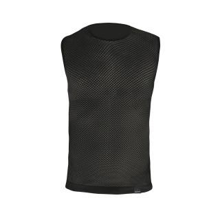 GripGrab 3-Season Sleeveless apatiniai marškinėliai, Black
