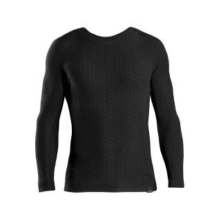 GripGrab Freedom Seamless  Termo marškinėliai, Black