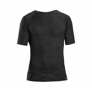 GripGrab  Merino Polyfibre Short SleeveTermo marškinėliai, Black