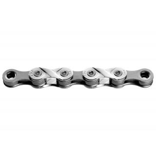KMC Z8 Silver/Grey grandinė, 6/7/8 pavarų, 114 narelių