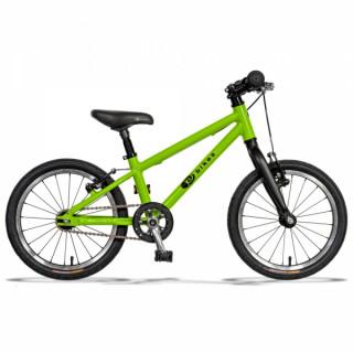 KUbikes 16L MTB vaikiškas dviratis, green
