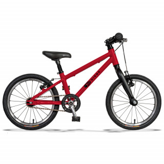 KUbikes 16L MTB vaikiškas dviratis, red