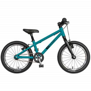 KUbikes 16L MTB vaikiškas dviratis, turquoise