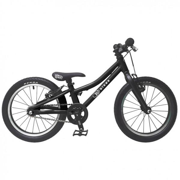 KUbikes 16S TOUR vaikiškas dviratis, black