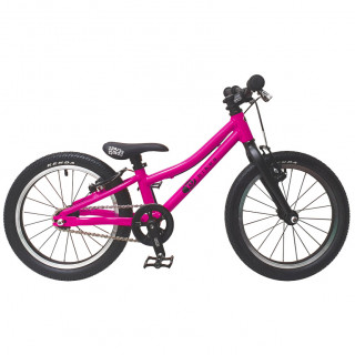 KUbikes 16S TOUR vaikiškas dviratis, pink