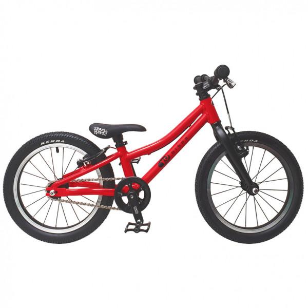 KUbikes 16S TOUR vaikiškas dviratis, red