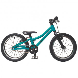 KUbikes 16S TOUR vaikiškas dviratis, turquoise