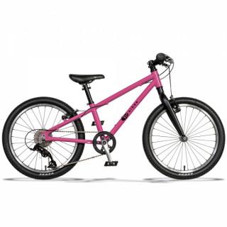 KUbikes 20L MTB vaikiškas dviratis, pink