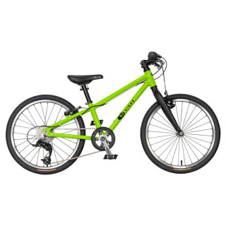 KUbikes 20S TOUR vaikiškas dviratis, green