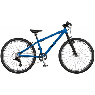 KUbikes 24L MTB vaikiškas dviratis, blue