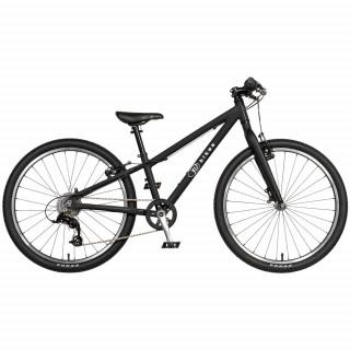 KUbikes 24S MTB vaikiškas dviratis, black