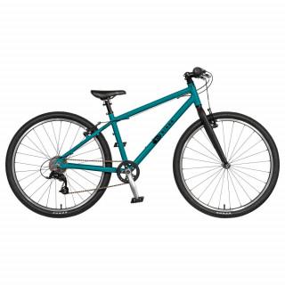 KUbikes 26 MTB vaikiškas dviratis, turquoise