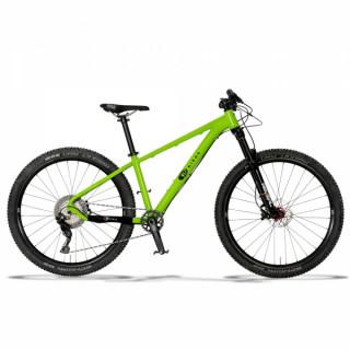 KUbikes 27,5L TRAIL Rigid 1x10 kalnų dviratis, green