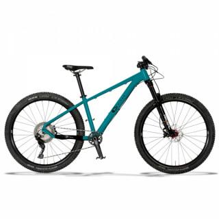 KUbikes 27,5L TRAIL RST Reveal 1x11 kalnų dviratis, turquoise