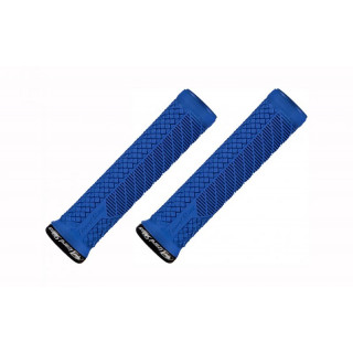 Lizard Skins Lock-On Charger Evo vairo rankenėlės, electric blue