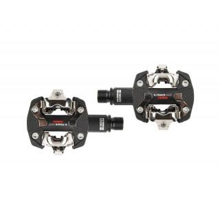 Look X-Track Race Carbon pedalai