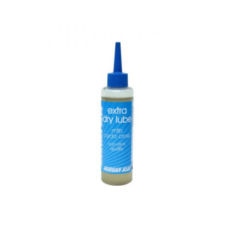 Morgan Blue Extra Dry Lube MTB Cyclo Cross 125ml