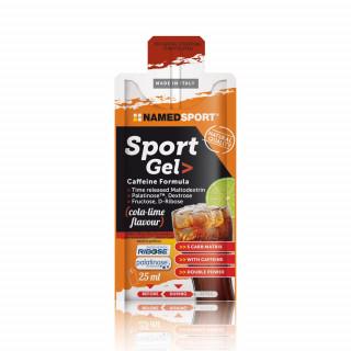 NamedSport Sport Cola-Lime energetinis gelis, 25 ml