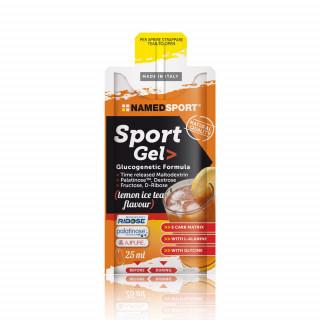 NamedSport Sport Lemon-Ice tea energetinis gelis, 25 ml