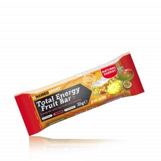 NamedSport Total Energy Fruit Caribe energetinis batonėlis, 35 g