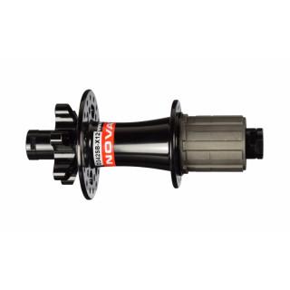 Novatec D342SB galinio rato stebulė, 32-skylių, 12 x 142 mm