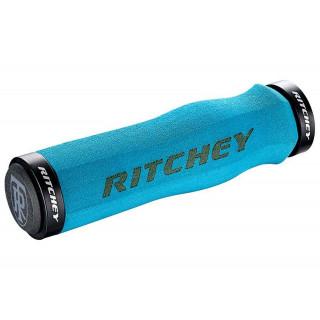 Ritchey MTN WCS Locking mėlynos vairo rankenėlės