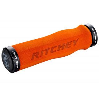 Ritchey MTN WCS Locking oranžinės vairo rankenėlės