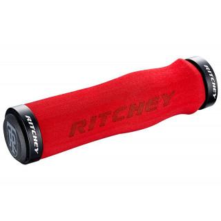 Ritchey MTN WCS Locking raudonos vairo rankenėlės