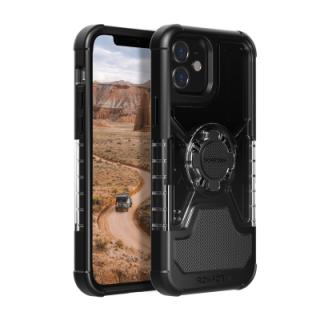 Rokform iPhone 12 Mini Crystal telefono dėklas