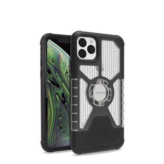 Rokform iPhone 11 Crystal Wireless telefono dėklas