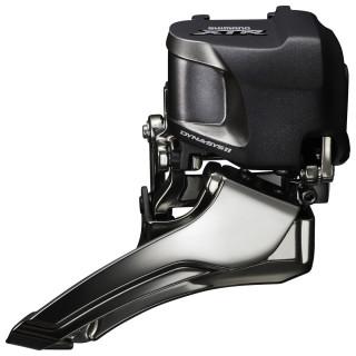 Shimano XTR Di2 M9070 priekinis pavarų perjungėjas, 2x11 Down Swing