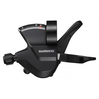 Shimano Altus SL-M315 kairė pavarų perjungimo rankenėlė, 3 pavarų