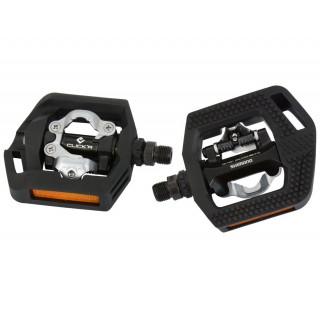 Shimano Click´R SPD PD-T421 pedalai