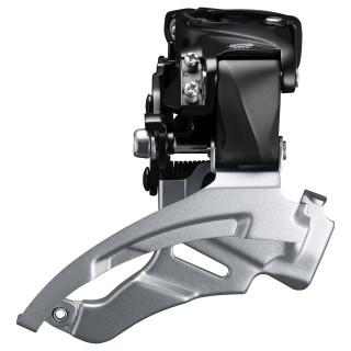 Shimano Altus FD-M2000 Triple priekinis pavarų perjungėjas, 3x9 pavarų