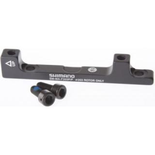 Shimano SM-MA-F203P/PA priekinio diskinio stabdžio suporto adapteris, 203mm