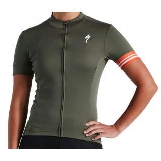 Specialized RBX Sport Logo SS moteriški marškinėliai, Military green