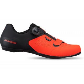 Specialized TORCH 2.0 plentiniai dviratininko bateliai, Rocket Red/Black