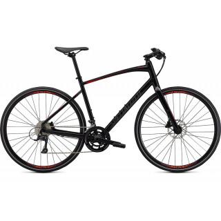 SPECIALIZED SIRRUS 3.0 fitness dviratis / Gloss Cast Black