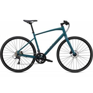 SPECIALIZED SIRRUS 3.0 fitness dviratis / Satin Dusty Turquoise