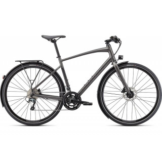 SPECIALIZED SIRRUS 3.0 EQ fitness dviratis / Satin Smoke