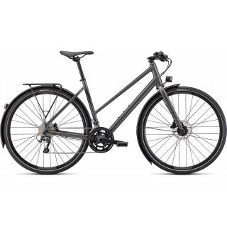 SPECIALIZED SIRRUS 3.0 STEP-THROUGH EQ fitness dviratis / Satin Smoke