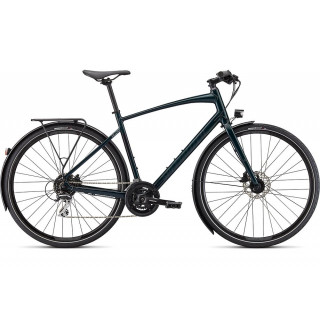 SPECIALIZED SIRRUS 2.0 EQ fitness dviratis / Gloss Forest Green