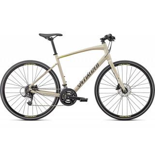SPECIALIZED SIRRUS 2.0 fitness dviratis / Gloss White Mountains
