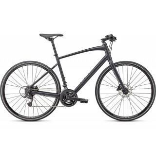 SPECIALIZED SIRRUS 2.0 fitness dviratis / Satin Cast Black