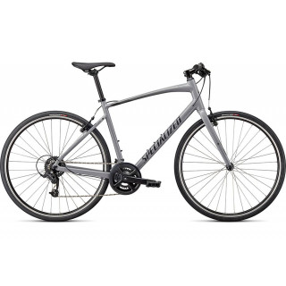 SPECIALIZED SIRRUS 1.0 fitness dviratis / Gloss Cool Grey