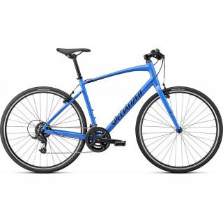 SPECIALIZED SIRRUS 1.0 fitness dviratis / Gloss Sky Blue